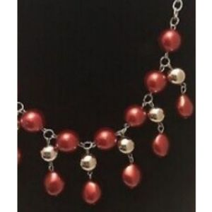 paparazzi Jewelry - Queen Of The Gala - Red Paparazzi Necklace